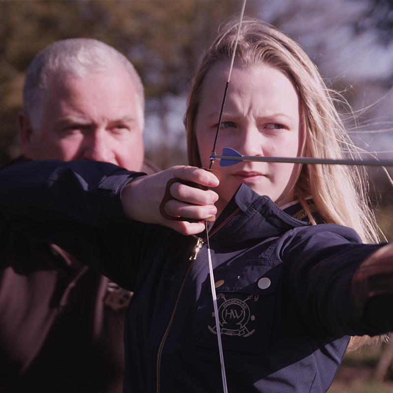 Archery - have a go
