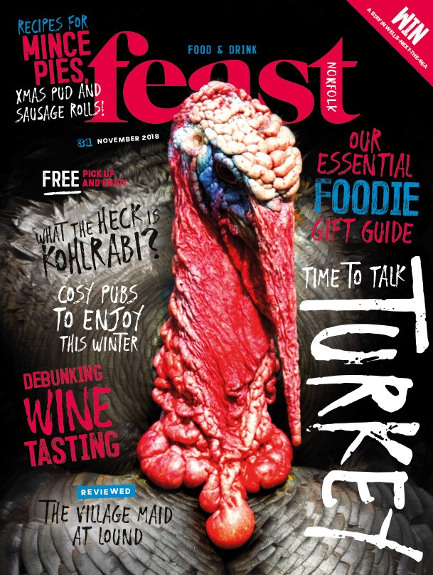 Feast Norfolk Magazine
