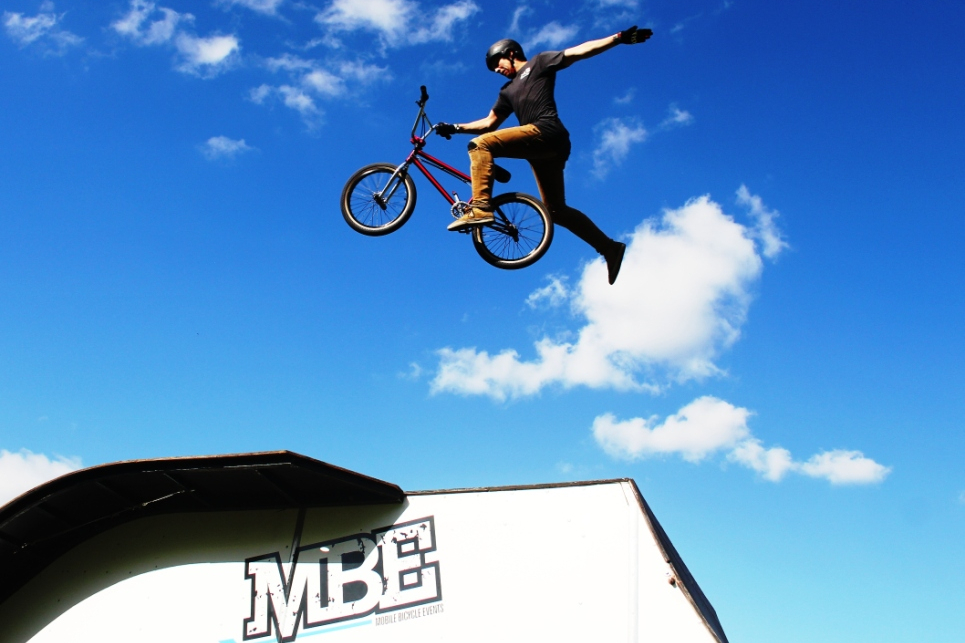 UK's Leading BMX Stunt Team